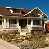 Arts and Crafts Home in Craig, Colorado. Designed by Jonathon Faulkner Architect