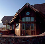 Quarry Mountain Residence - River Road Steamboat Springs, CO. Designed by Jonathon Faulkner Architect