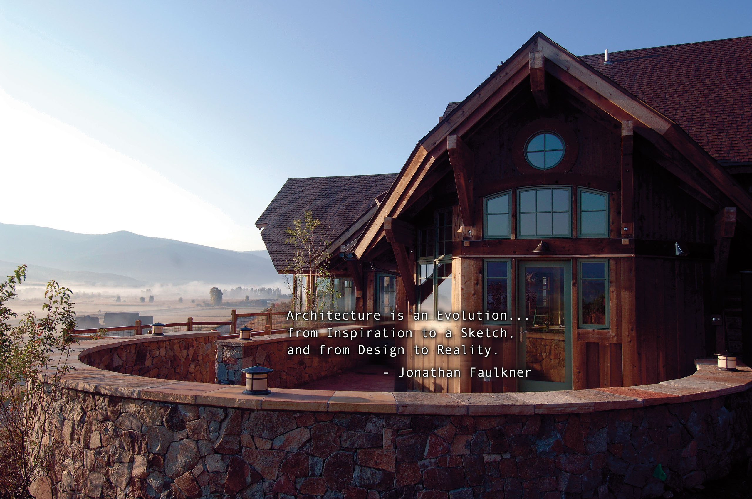jfa architect home steamboat springs co